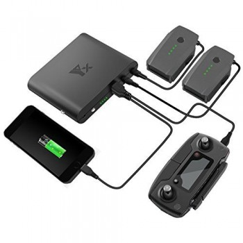 Mobile Power Bank Outdoor Battery Charger for DJI MAVIC AIR-