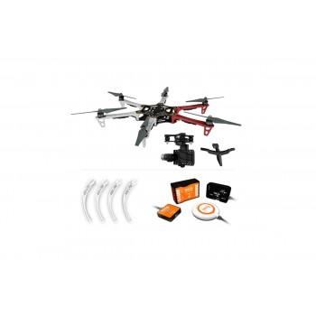 NAZAM V2+GPS+F550ARF KIT+Landing Skid