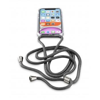 Cellularline Neck-Case iPhone 11 Black