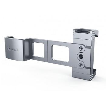 SDSHobby Metal Smartphone Clamp Mount Foldable Holder for OP2/OSMO POCKET
