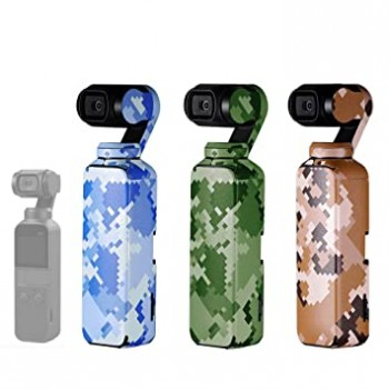 OSMO POCKET Stikers Waterproof Skin Wrap