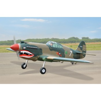 P-40C Tomahawk ARTF -including Air Retract
