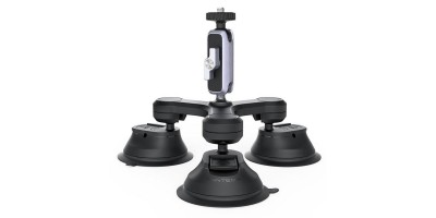 PGYTECH Three-Arm Suction Mount Osmo Action / Pocket