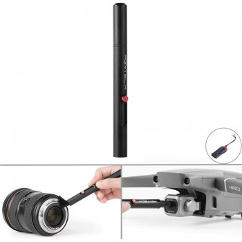 PGYTECH Lens Cleaning Pen - Action & Pocket