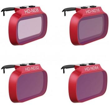 PGYTECH Mavic Mini Filter for 12A- ND SET PRO (ND 8 16 32 64)
