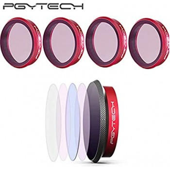 PGYTECH OSMO ACTION Filter ND Set(ND 8 16 32 64)(Professional)