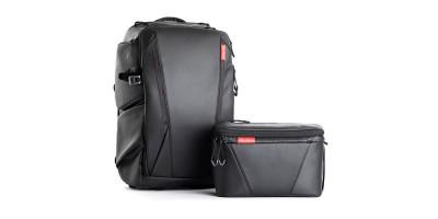PGYTECH OneMo Backpack 25L+Shoulder Bag(Twilight Black)