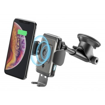 Cellularline Car Holder Automatic Wireless Black