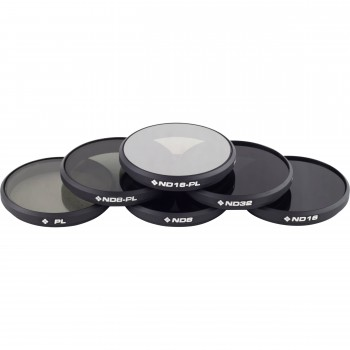 Polar PRO Zenmuse X5 Filters 6-Pack