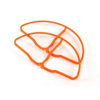 Plastic Guard P2/Orange