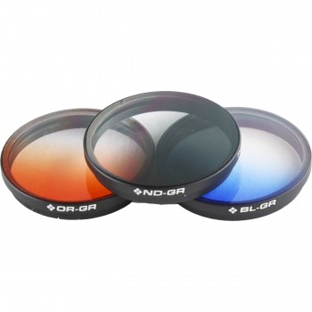 Polar PRO Inspire1 Gradeint Filter 3pack