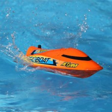 "Proboat PROBOAT Jet Jam 12"" Pool Rcr Orange RT"