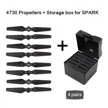 Propellers Storage Box For Spark (4 Pairs)