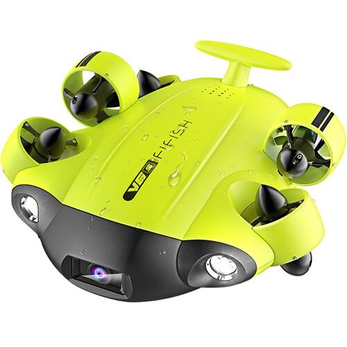 QYSEA Fifish V6S Underwater Drone (Combo)