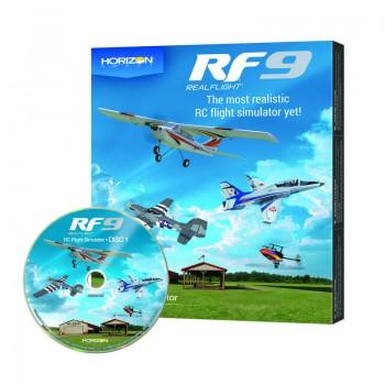 RealFlight 9 Flight Simulator Software Only