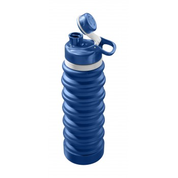 Collapsible Bottle 750ML Blue