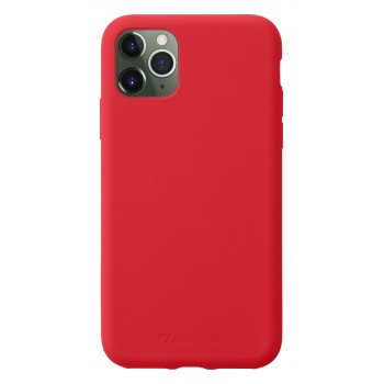 Cellularline Sensation Case for iPhone 11 Pro Red