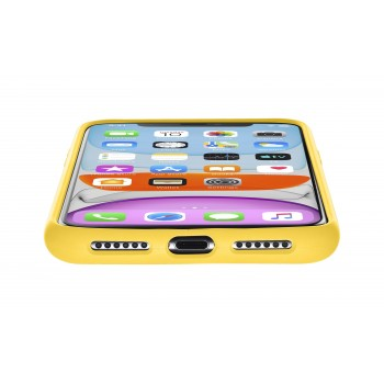 Cellularline Sensation Case for iPhone 11 Yellow