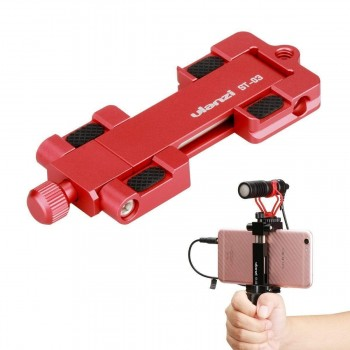 ulanzi Iron Man II Phone Tripod Mount Red