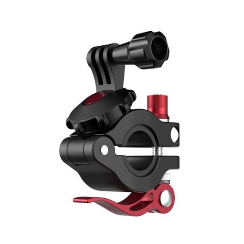 Sunnylife Sports Camera Bicycle Clamp Universal Adjustable Clips for Osmo Action Osmo Pocket