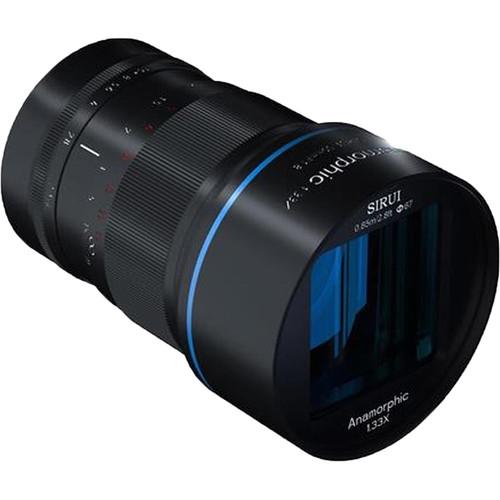 Sirui SR-MEK7E 50mm f/1.8 Anamorphic 1.33x Lens