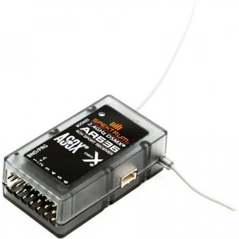 Spektrum AR636 6-Ch AS3X Sport Receiver