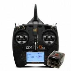 Spektrum DX6e 6CH System w/ AR620