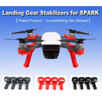 Sunnylife 4pcs/set Landing Gear For Spark