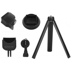 Sunnylife Adapter Kit Tripod Extension Rod for DJI Osmo Pocket Gimbal Camera