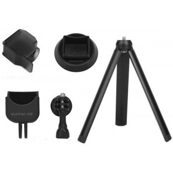 Sunnylife Adapter Kit Tripod Extension Rod for DJI Osmo Pocket Gimbal Camera