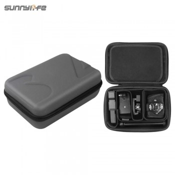 Sunnylife Portable Protective Storage Bag DIY Carrying Case for DJI OSMO Action Handheld Gimbal Stabilizers