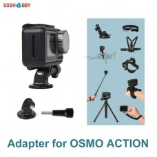 Sunnylife Wrist Strap Neck Lanyard Tripod Extension Rod for DJI Osmo Action