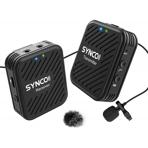 Synco G1 (A1) 2.4G Wireless Mic 1-Trigger-1