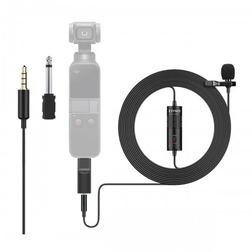 Synco Lavalier Mic for DJI Osmo Pocket