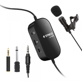 Synco Lavalier Microphone With RAMS