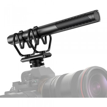 Synco Shotgun Mic (Broadcast Level)