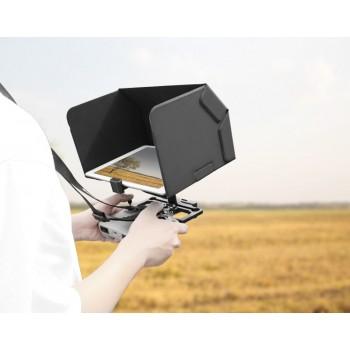 SDSHobby Remote Controller Tablet Holder with Sun Hood Neck Strap Adjustable Angle for Mini 2/Mavic Air 2/Mini/Pro/2/Air/Spark