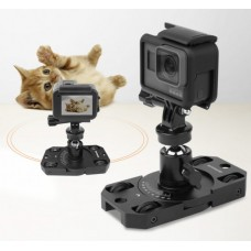 SDSHobby Mini Stabilizer Camera Dolly Bracket for POCKET 2/FIMI PALM 2/Insta360 ONE X2/Gopro/OSMO Pocket