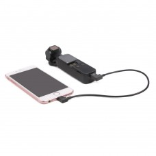 TYPE-C to IOS iPhone Data Cable Conversion Line for Osmo Pocket