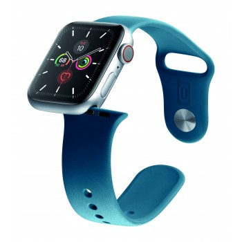 Cellularline Band Urban Apple Watch 42/44 mm Blue