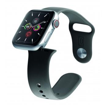 Cellularline Band Urban Apple Watch 42/44 mm Black