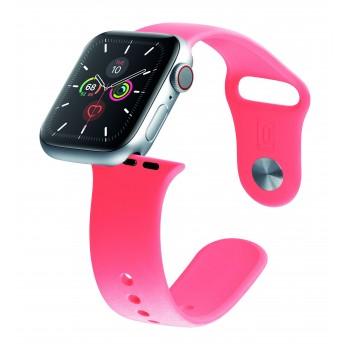 Cellularline Band Urban Apple Watch 42/44 mm Orange
