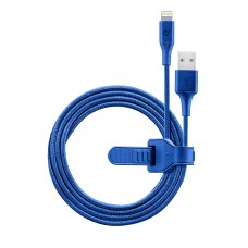 Cellularline USB Cable MFI Blue