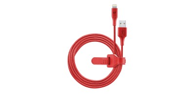 Cellularline USB Cable MFI 1M Red