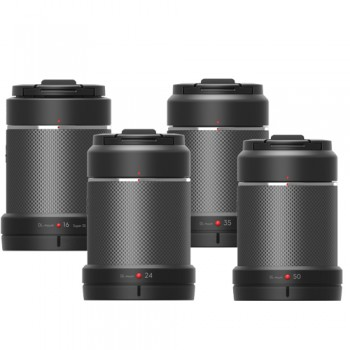 Zenmuse X7 PART14 DJI DL/DL-S Lens Set