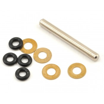 Blade Feathering Spindle W/ O-Rings and Bushings : 120SR
