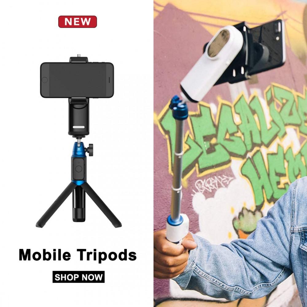 mobile tripods
