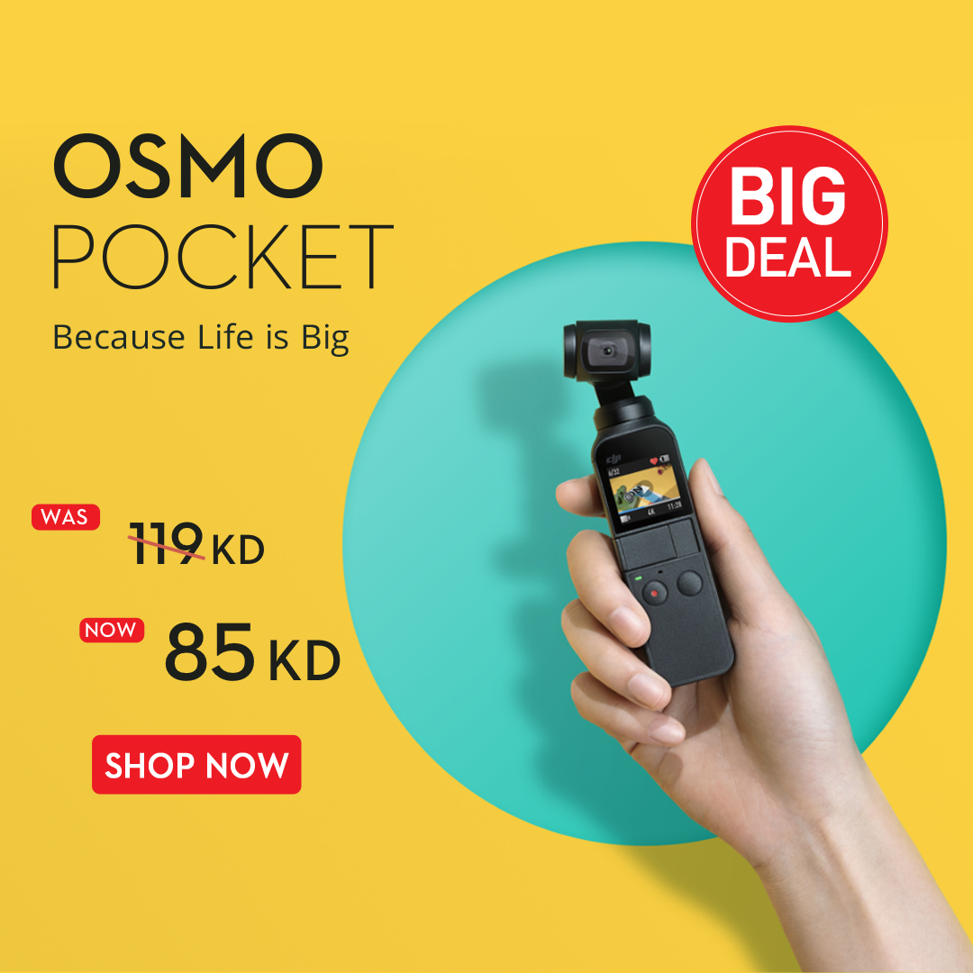 osmo pocket offer