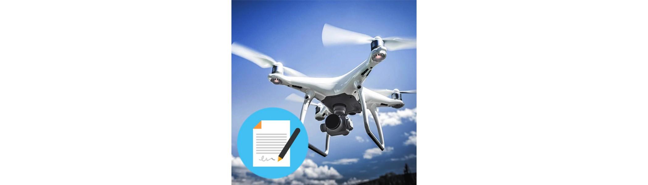 Aeiral Photography Permission Request - خطوات التقديم على التصريح الجوي في دولة الكويت