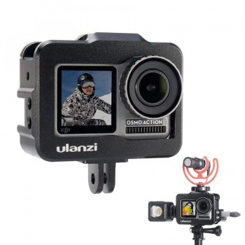 ulanzi Vlog Cage for Osmo Action